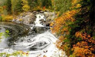 5 Місць, куди з`їздити восени