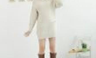 Білі светри в каталогах інтернет-магазинів. Вибираємо!