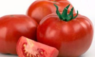 Страви з томатів
