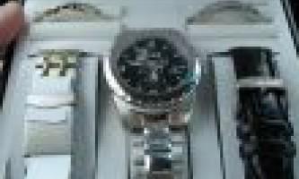 Годинники ника золоті і срібні годинник і аксесуари. Ціни.