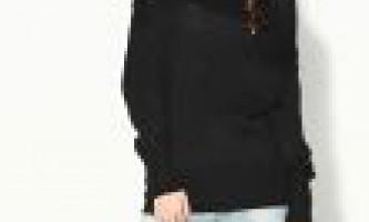 Чорний светр універсальна або марна річ?