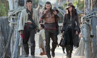 «Чорні вітрила» піратський серіал для дорослих