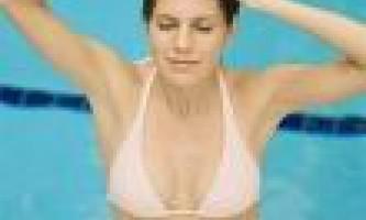 Що краще аквааеробіка або плавання?