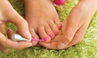 Деформація нігтів на руках