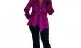 Демісезонне пальто великих розмірів. Мода 20122013