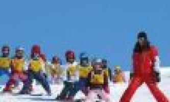 Дитячі лижі для найменших. Як вибрати лижі для дитини?