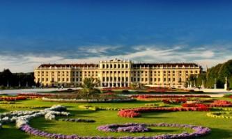 Палац шенбрунн в вені (австрія)