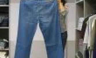 Джинси великих розмірів як вибрати вигідну модель джинсів?