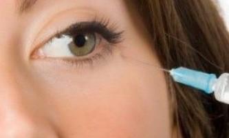 Гіалуронова кислота під очі