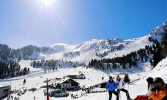 Гірськолижні альпи