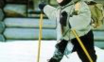 Гірські лижі для дітей це не небезпечно?