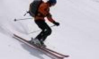 Гірські лижі влітку де покататися влітку на лижах?