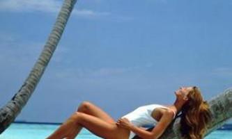 Ідеальний відпустку - який він?
