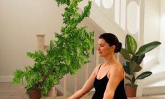 Йога для вагітних: про користь йоги для вагітних