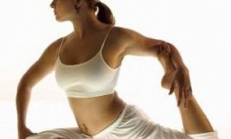 Йога для зниження ваги