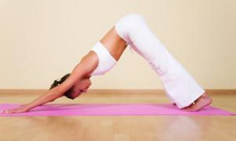 Йога знизить тиск