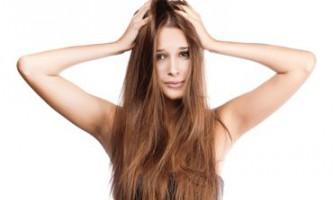 Як позбутися від сухості шкіри голови?