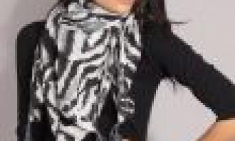 Як красиво зав`язати шарф? 10 кращих способів
