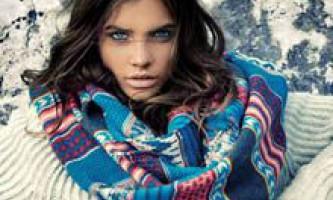 Як красиво зав`язати шарф