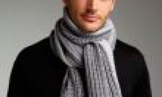 Як можна зав`язувати чоловічі шарфи? Ідеї.