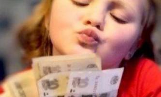 Як навчити дитину витрачати кишенькові гроші з розумом?