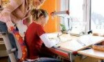 Як підготувати робоче місце для школяра