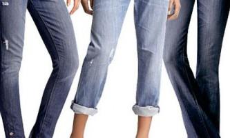 Як підібрати джинси по фігурі?