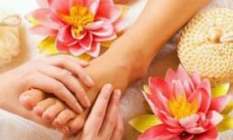Як правильно робити масаж ніг