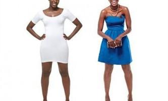 Як вибрати одяг для грушоподібної типу фігури?