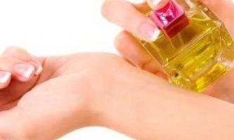 Як вибрати жіночі парфуми?