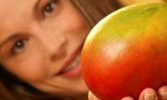 Як виростити манго з кісточки