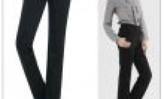 Класичні жіночі штани з кишенями одягаємося модно і зі смаком