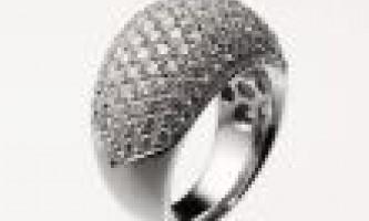 Кільце з діамантом каталог кращих ювелірних прикрас. Фото
