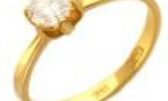 Кільце з діамантом купити або заощадити? Всі за і проти