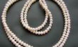 Кольє перли вічна класика або моветон? Поради стилістів.