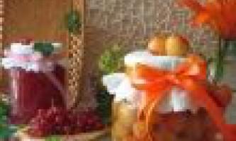 Консервування помідорів і огірків. Рецепт з фото
