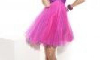 Короткі сукні з пишною спідницею або чи варто молодитися?