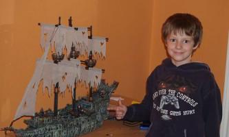 Лего пірати карибського моря. Конструктор на радість батькам