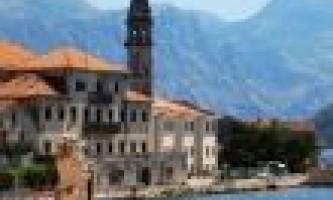 Літній відпочинок з дітьми: в хорватію або чорногорію? Ціни на тури 2012