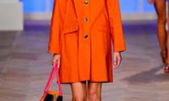 Мода весналіто 2012 року