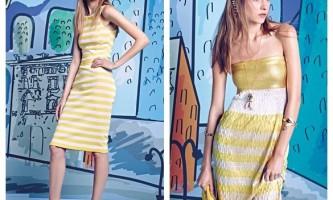 Модні сукні і сарафани весналіто 2015 року, 74 фото