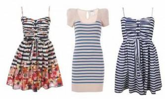 Модні тенденції лета 2012