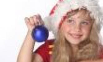 Новий рік конкурси для дітей та інші ідеї новорічних розваг