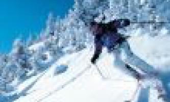 Новий рік лижі. Гірськолижні курорти світу гарячі путівки