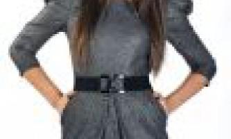Офісні сукні 2013. Яким має бути плаття в діловому стилі?