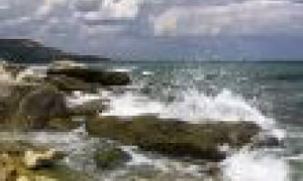 Відпочинок на чорному морі недорого. Поради, як відпочити недорого