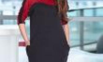 Плаття великих розмірів недорого де купити? Ціни та відгуки
