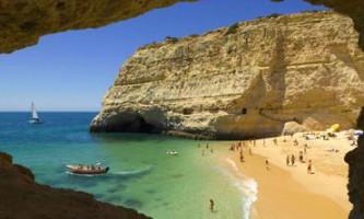 Пляжний відпочинок в португалии