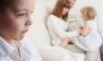 Ревнощі у дитини наслідки розлучення. Як впоратися?