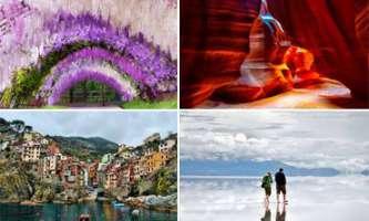Найкрасивіші місця світу (фото)